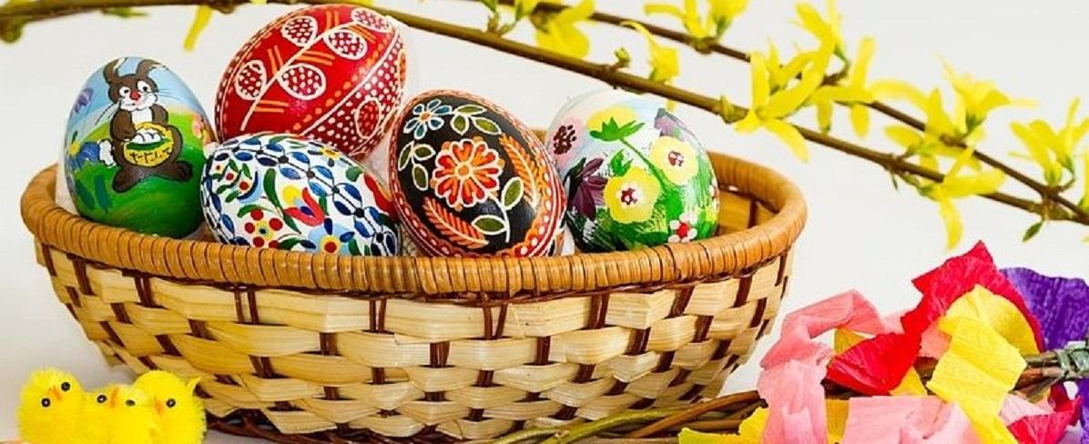 O Velikonocích zavřeno!