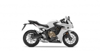 Honda CBR650F ABS, Bílá Metalloid