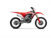 Honda CRF450R, červená