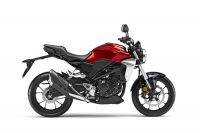 Honda CB300R ABS, Candy Red