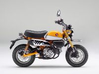 Honda Monkey ABS, Banana Yellow/Ross White