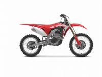 Honda CRF250R, červená