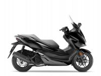 skútr Honda  Forza 125 ABS, černá mat Black Mat