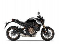 Honda CB650R ABS, Graphite Black