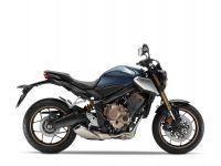 Honda CB650R ABS, Mat Blue Jeans