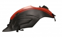 BAGSTER tank cover Diavel, Carbon/RED