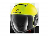 SHARK přilba Nano Neon mat, YKK