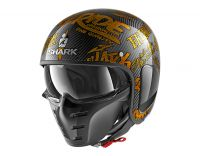SHARK přilba S-Drak Freestyle Cup, DQQ