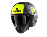SHARK přilba Street Drak Tribute mat, AYK