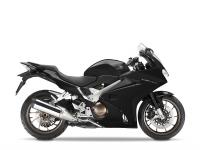 Honda VFR800F, černá Darkness