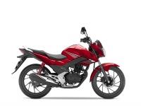 Honda CB125F, červená Candy