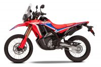 Honda CRF300L RALLY, Extreme Red