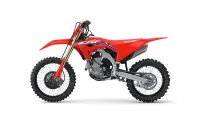Honda CRF450R, Extreme Red