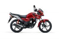 Honda CB125F, Pearl solendor red