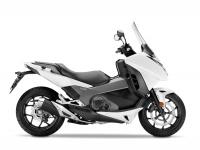 skútr Honda Integra 750 DCT ABS, bílá mat Glare