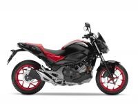 Honda NC750S ABS, červená