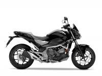 Honda NC750S ABS, černá Matte Grey