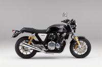 Honda CB1100 ABS RS, černá Graphite Black