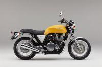 Honda CB1100 ABS EX, žlutá Pearl Shinning