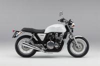 Honda CB1100 ABS EX, bílá Pearl White