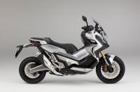Honda X-ADV 750 DCT ABS, stříbrná Digital
