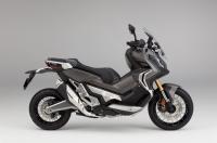 Honda X-ADV 750 DCT ABS, stříbrná mat Bullet