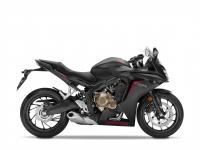 Honda CBR650F ABS, Černá matt