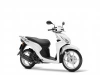 skútr Honda Vision 110, bílá Cool