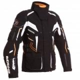BERING textilní bunda Komodo, BLK/OR