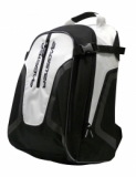 BAGSTER batoh Cyclone, WHT/BLK