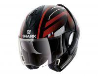 SHARK přilba EVOLINE3 Corvus, KWR