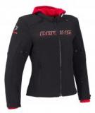 BERING textilní bunda Jaap Evo lady, BLK/RED