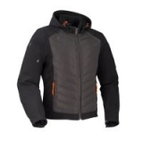 SEGURA textilní bunda Natcho, BLK/GREY