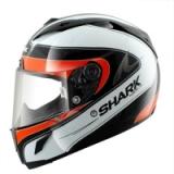 SHARK přilba RACE-R Optigon, KWO