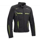 BERING textilní bunda Ross, BLK/FLUO