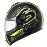 SHARK přilba S600 Swag, KYW