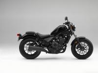 Honda CMX 500 REBEL, černá
