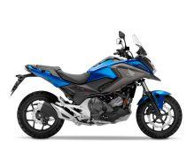 Honda NC750X ABS, Glint Wawe Blue