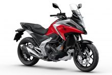 Honda NC750X, Grand Prix red