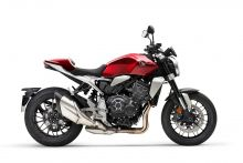 Honda CB1000R, Candy Chromosphere Red