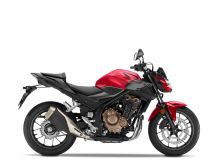 Honda CB500F ABS, Grand prix red