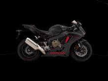 Honda CBR1000RR ABS, černá mat