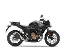 Honda CB500F ABS, Mat gunpowder black