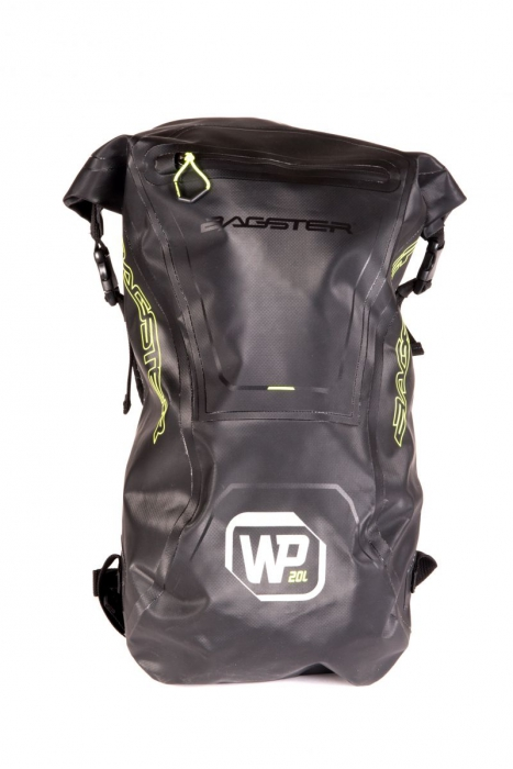BAGSTER batoh WP20, BLK/FLUO