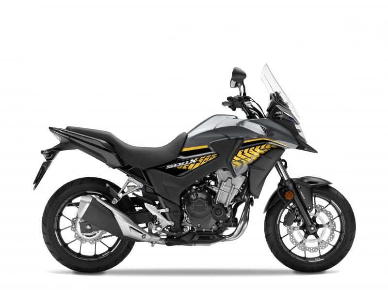 CB500X ABS černá