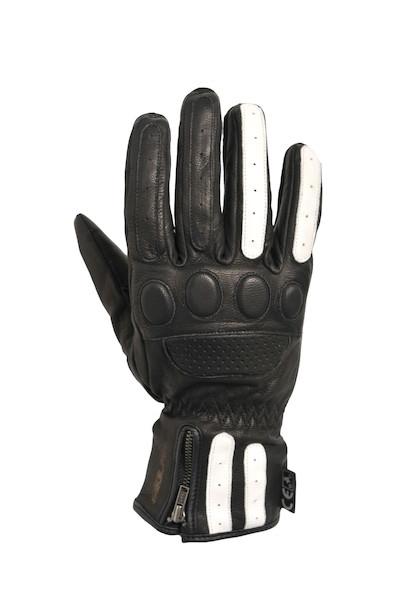 SEGURA rukavice Reeve, BLK/WHT