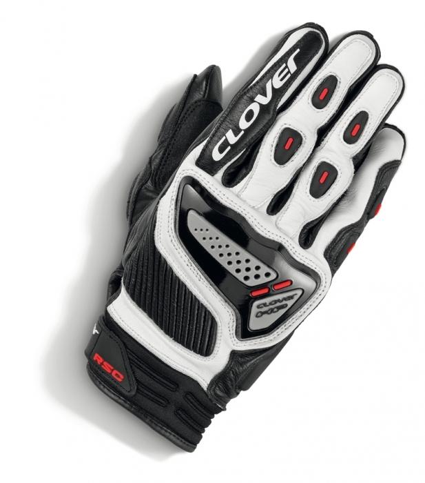 CLOVER rukavice RSC, B/N
