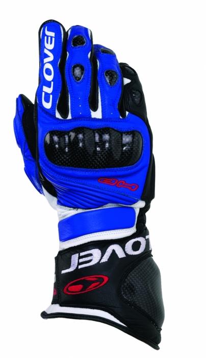 CLOVER rukavice RS-4, BL/B