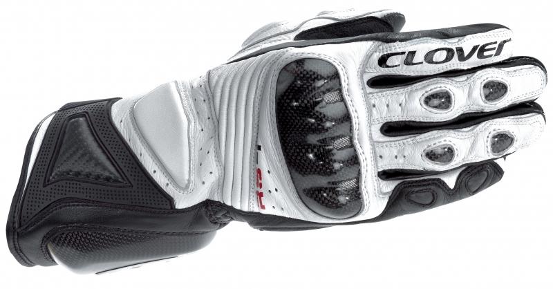 CLOVER rukavice RS-4, N/B