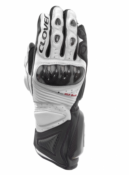 CLOVER rukavice RS-4 EVO, N/B